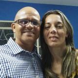 Família anfitriã Osnier em Viñales, Cuba