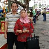 Familia anfitriona en Kuching, Kuching, Malaysia