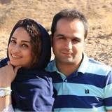 Host Family in Naji abad , Kashan, Iran