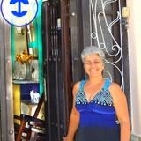 Famiglia a centro historico, Santiago de Cuba, Cuba