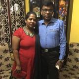 Hébergement chez Anthony à Wattala, Sri Lanka