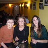 Familia anfitriona en Comuneros, Salamanca, Spain