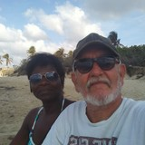 Familia anfitriona en Playa Guanabo, Playa Guanabo, Cuba