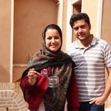 Host Family in Ardakan, Ardakan, Iran