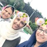 Famille d'accueil à District 7, Tehran, Iran