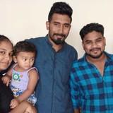 Gastfamilie in RT Nagar, Bengaluru, India