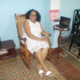 Famiglia a Distrito 26 de Julio, Santiago de Cuba, Cuba