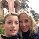 Homestay Host Family Melinda in Barcelona, Spain