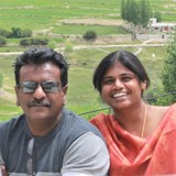 Famille d'accueil à Katpadi, Vellore, India