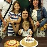 Familia anfitriona en Prati, Roma, Italy
