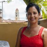 Famille d'accueil à Monumento, Trinidad, Cuba