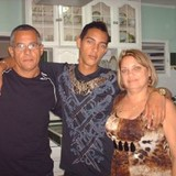 Familia anfitriona de Homestay Giraldo en Morón, Cuba
