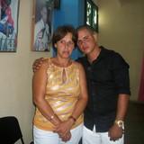 Gastfamilie in El Terreno de Beisbol, Viñales, Cuba