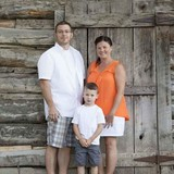 Famiglia a Hamptons, Edmonton, Canada