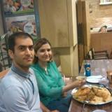 Host Family in Elgoli, Shahriar hotel, Tabriz, Iran