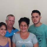 Famille d'accueil à Historic Center (near Plaza Mayor), Trinidad, Cuba