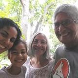 Famille d'accueil à Playa, Miramar, Habana, Cuba