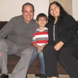 Famiglia a Clairemont, San Diego, United States