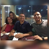 Família anfitriã em Santa Amelia, Belo Horizonte , Brazil