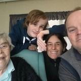 Família anfitriã em Western Heights, Rotorua, New Zealand