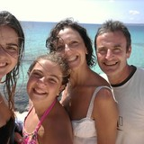Familia anfitriona en Marratxi, Mallorca, Spain