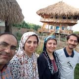 Host Family in Anzali Free Trade Zone, Rasht, Iran