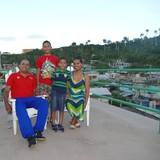 CubaLa playa, Baracoa的房主家庭