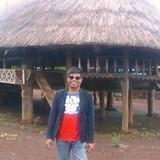 Familia anfitriona en Don Det island, Muang Khong, Lao People's Democratic Republic