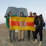 Host Family in Azadshar, Yazd , Iran