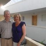 Família anfitriã em ballybunion, ballybunion, Ireland