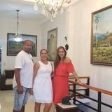 Homestay-Gastfamilie Maila Alicia in ,