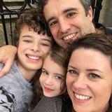 Família anfitriã em Headington, Oxford, United Kingdom