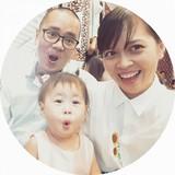 Familia anfitriona en Thao Dien, Ho Chi Minh City, Vietnam
