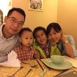 Host Family in B52 Downed Pond, hanoi, Vietnam