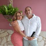 Famiglia a Santiago de Cuba, Santiago de Cuba, Cuba