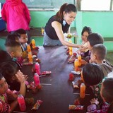 Famille d'accueil à chiang mai, chiang mai, Thailand