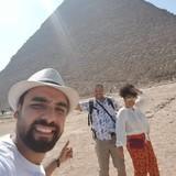 Famiglia a nazlet EL semman, Giza, Egypt