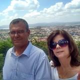 Familia anfitriona en Nuevo Vedado, La Habana, Cuba