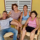 Host Family in Town centre , Viñales, Cuba