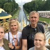 Famille d'accueil à Lipetsk, Lipetsk, Russia
