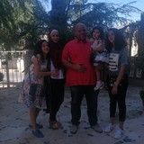 Host Family in Gardens, Amman, Jordan