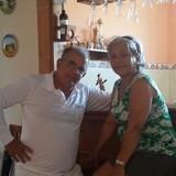Familia anfitriona en Punta Gorda CIenfuegos , Cinfuegos, Cuba