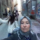 Famiglia a buyuk camlica , Istanbul, Turkey