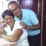 Familia anfitriona en Asuncion, Baracoa, Cuba