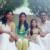 Famille d'accueil à Kandachira Mangad P O, Kollam, India