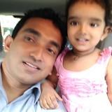 Famiglia a Wellawaya town, Wellawaya, Sri Lanka