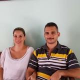 Famille d'accueil à Centro, Camagüey, Cuba