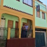 Família anfitriã em Centro, Santiago de Cuba, Cuba