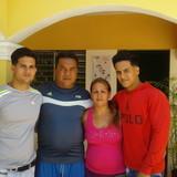 Homestay-Gastfamilie Alvaro in Playa Larga, Cuba