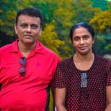 Sri LankaKandy., Kandy的房主家庭